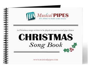 Christmas Pipe Chime Book (PDF)
