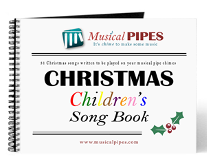 Christmas Children's Pipe Chime Book (PDF)