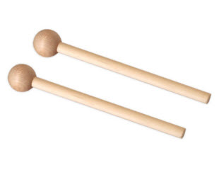 Pipe Chime Mallets