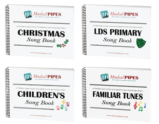 Song Book Combo Pack